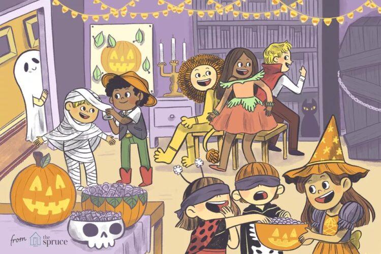 halloween-party-games-kids-